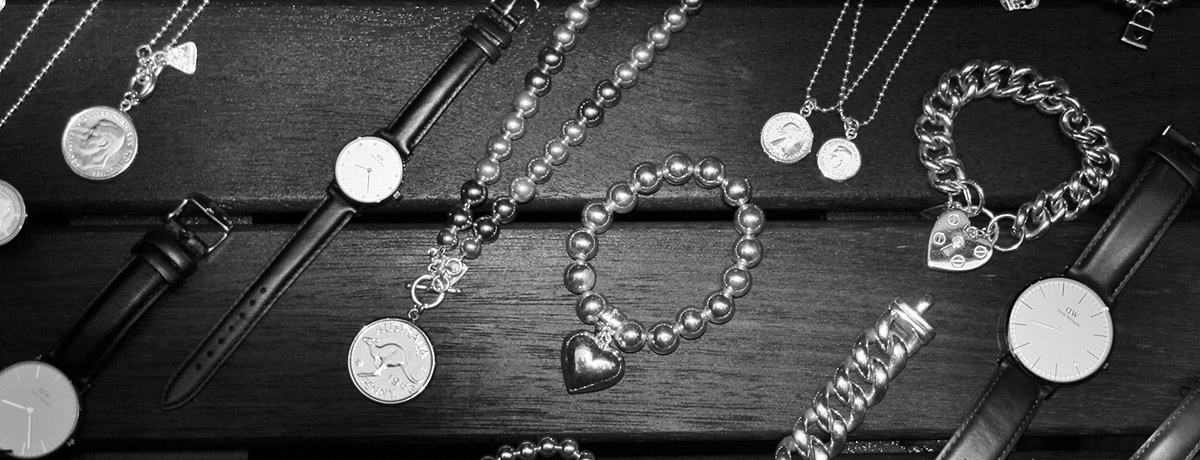 Banner - Jewellery